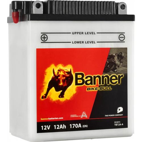 Banner Bike Bull 12V 12Ah 170A