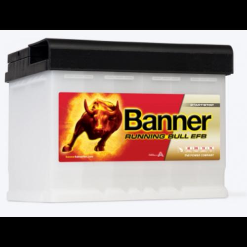 Banner Running Bull EFB 12V 60 Ah