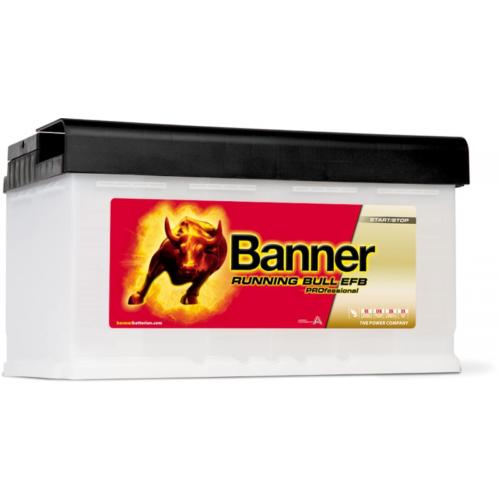 Banner Running Bull EFB Pro 12V 85Ah 780A jobb+