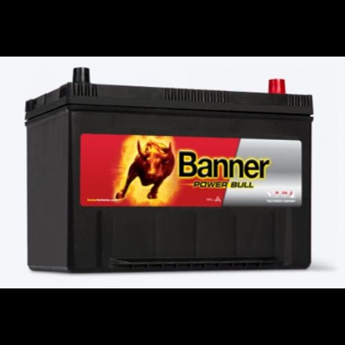 Banner Power Bull 12V 95Ah 740A jobb pozitív