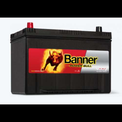 Banner Power Bull 12V 95 Ah bal pozitív
