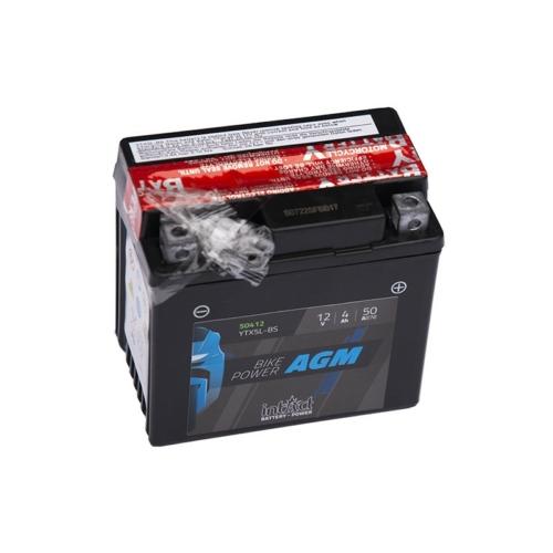 INTACT Bike-Power 12V 4Ah 50A AGM