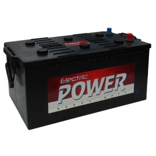 Electric Power Heavy Duty 12V 220Ah 1150A bal+