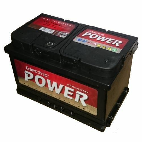 Electric Power 12V 72Ah 680A