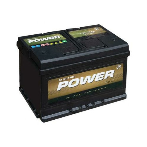 Electric Power Gold 12V 77Ah 730A jobb+