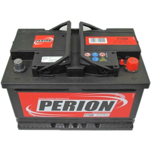 PERION Akkumulátor 12V 70AH
