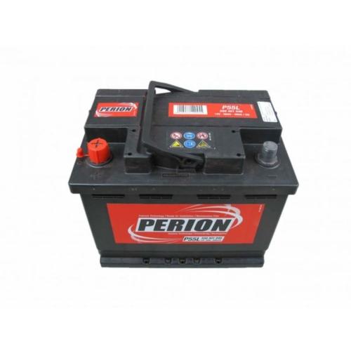 PERION Akkumulátor PB55L 12V 56AH 480A Bal+