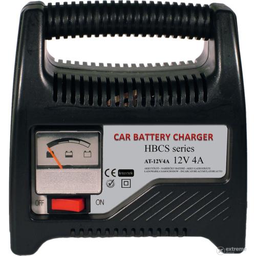 Global AT-12V4A akkumulátor töltő