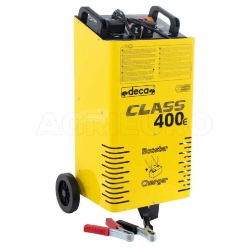 Akkumulátor töltő DECA CLASS BOOSTER400E